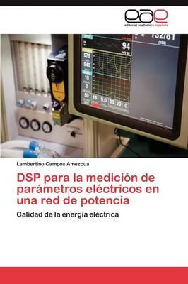 DSP para la medicion de parametros electricos en una red de potencia (Paperback)