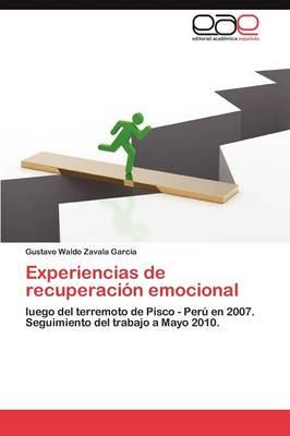 Experiencias de Recuperacion Emocional (Paperback)