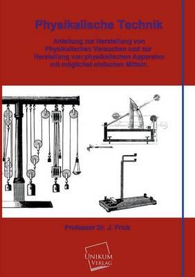 Physikalische Technik (Paperback)