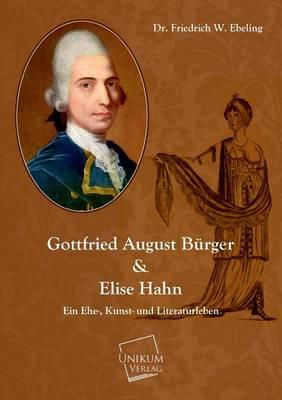 Gottfried August Burger (Paperback)