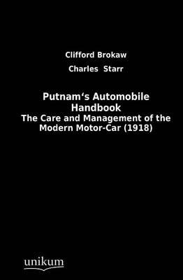 Putnam's Automobile Handbook (Paperback)