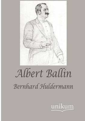 Albert Ballin (Paperback)
