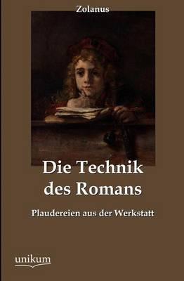 Die Technik Des Romans (Paperback)