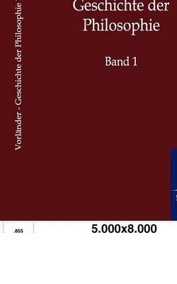 Geschichte Der Philosophie (Paperback)