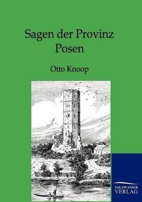 Sagen Der Provinz Posen (Paperback)