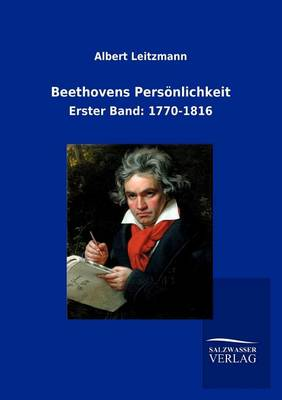 Beethovens Pers Nlichkeit (Paperback)