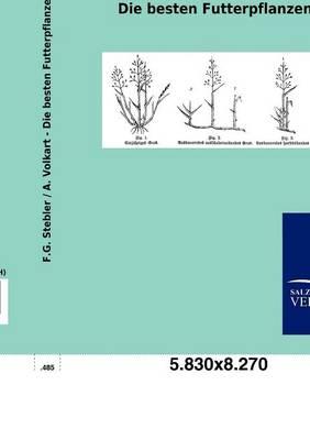 Die Besten Futterpflanzen (Paperback)