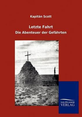 Letzte Fahrt (Paperback)