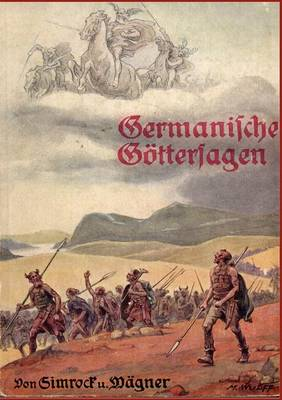 Germanische G Ttersagen (Paperback)