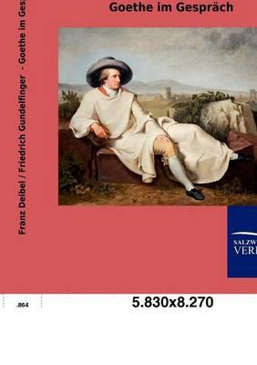 Goethe Im Gespr Ch (Paperback)
