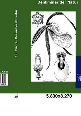 Denkm Ler Der Natur (Paperback)