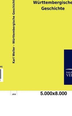 W Rttembergische Geschichte (Paperback)
