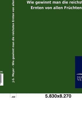 Wie Gewinnt Man Die Reichsten Ernten Von Allen Fr Chten? (Paperback)