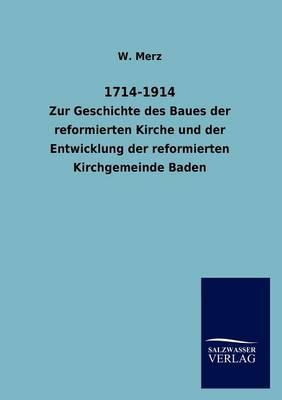 1714-1914 (Paperback)