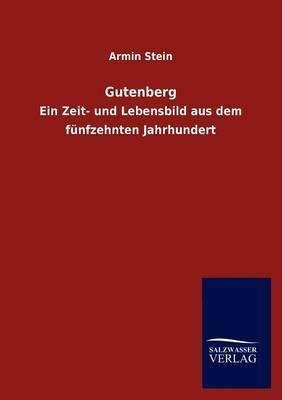 Gutenberg (Paperback)