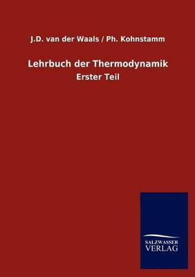 Lehrbuch Der Thermodynamik (Paperback)