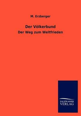 Der V Lkerbund (Paperback)