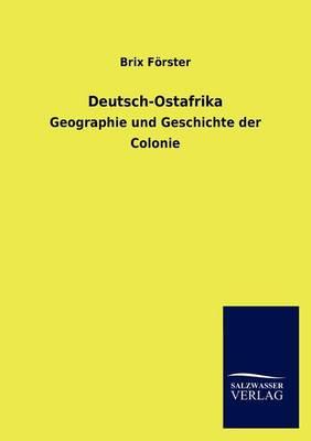 Deutsch-Ostafrika (Paperback)