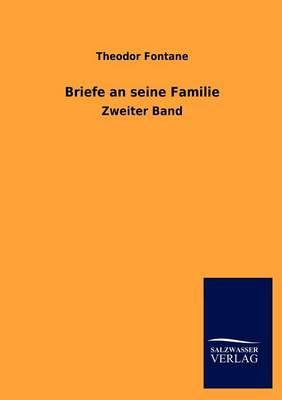 Briefe an Seine Familie (Paperback)