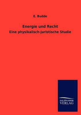 Energie Und Recht (Paperback)