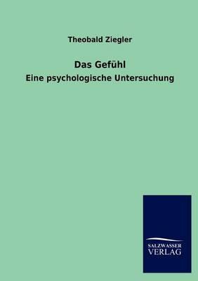 Das Gef Hl (Paperback)