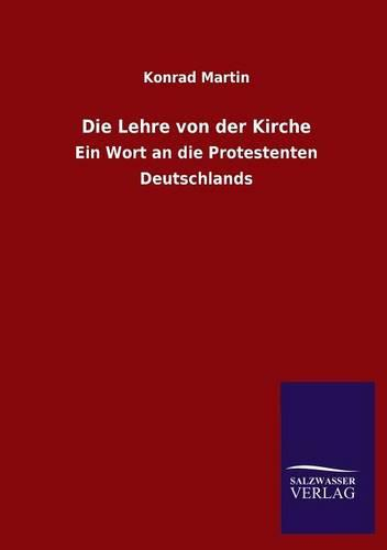 Die Lehre Von Der Kirche (Paperback)