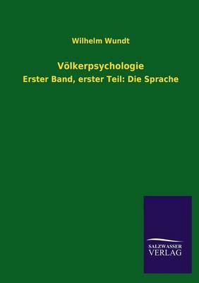 Volkerpsychologie (Paperback)
