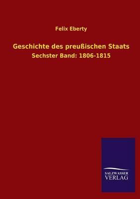 Geschichte Des Preussischen Staats (Paperback)