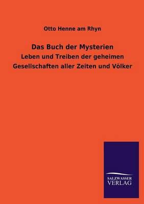 Das Buch Der Mysterien (Paperback)