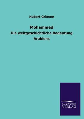 Mohammed (Paperback)