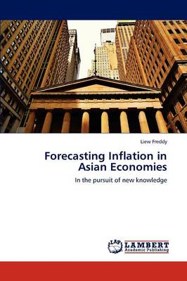 Forecasting Inflation in Asian Economies (Paperback)