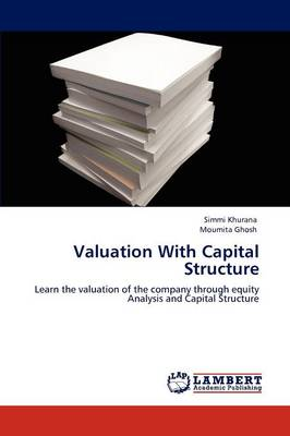Valuation with Capital Structure (Paperback)