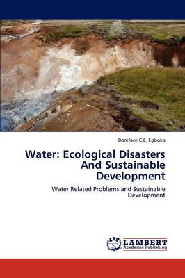 Water: Ecological Disasters and Sustainable Development (Paperback)