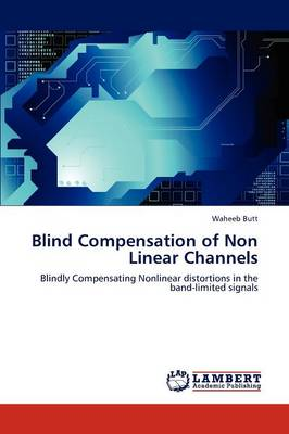 Blind Compensation of Non Linear Channels (Paperback)