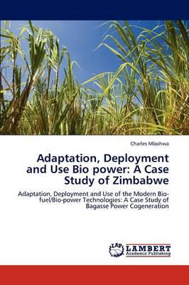 Adaptation, Deployment and Use Bio Power: A Case Study of Zimbabwe (Paperback)