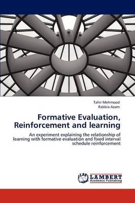 Formative Evaluation, Reinforcement and Learning (Paperback)