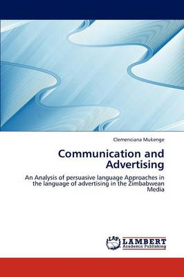 Communication and Advertising (Paperback)