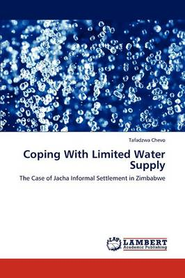 Coping with Limited Water Supply (Paperback)