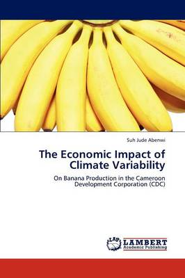 The Economic Impact of Climate Variability (Paperback)