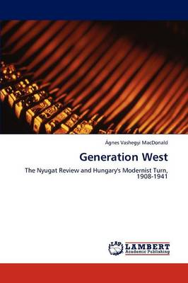 Generation West (Paperback)