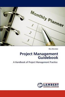 Project Management Guidebook (Paperback)