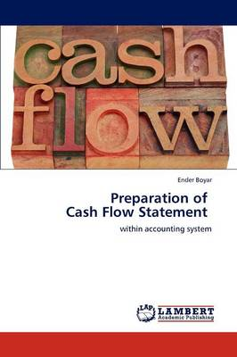 Preparation of Cash Flow Statement (Paperback)