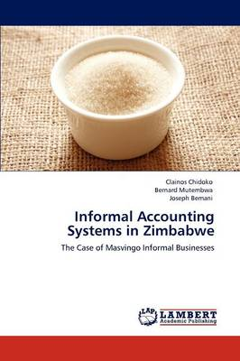 Informal Accounting Systems in Zimbabwe (Paperback)