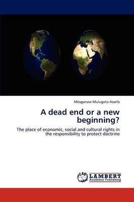 A Dead End or a New Beginning? (Paperback)