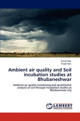 Ambient Air Quality and Soil Incubation Studies at Bhubaneshwar (Paperback)
