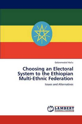 Choosing an Electoral System to the Ethiopian Multi-Ethnic Federation (Paperback)