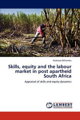 Skills, Equity and the Labour Market in Post Apartheid South Africa (Paperback)