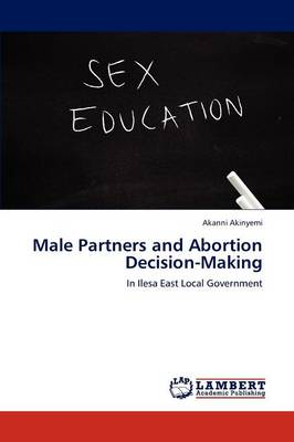 Male Partners and Abortion Decision-Making (Paperback)