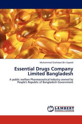 Essential Drugs Company Limited Bangladesh (Paperback)