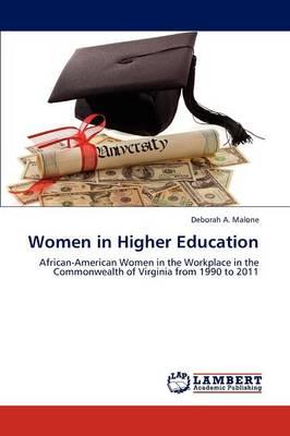 Women in Higher Education (Paperback)
